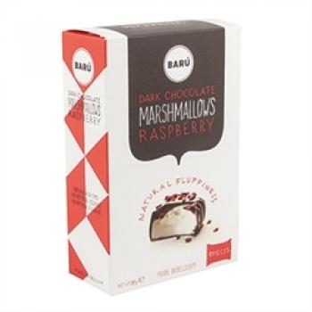 Barú Marshmallow Dark Chocolate Rapberry 120g