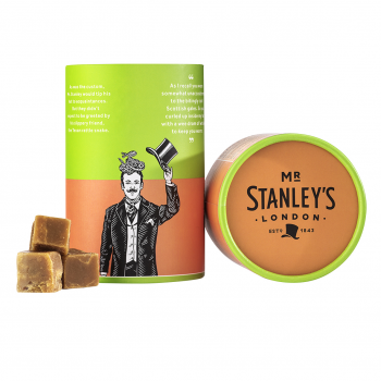 Mr. Stanley's Whiskey & Ginger Fudge 150 g