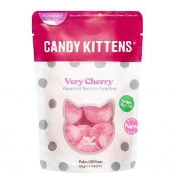 Candy Kittens Very Cherry Vegan 125g