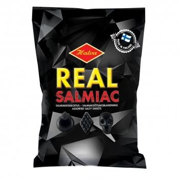 Halva Real Salmiak 400 g