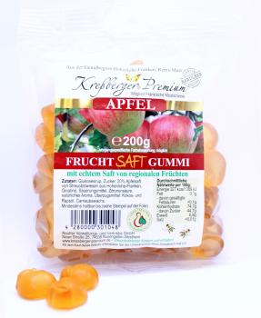 Streuobstwiesen Fruchtsaftgummi Apfel