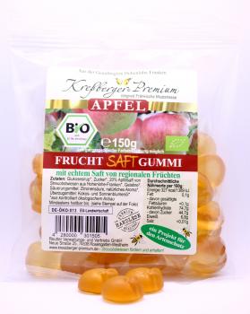 Streuobstwiesen Fruchtsaftgummi Apfel Bio