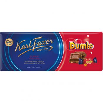 Karl Fazer Dumle-Schokolade 200 g