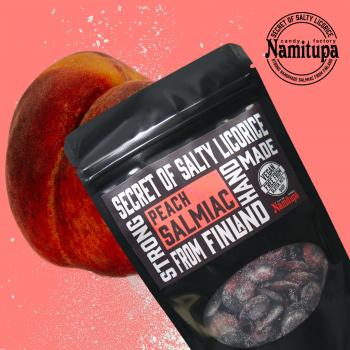 Namitupa Peach Salmiac 100 g
