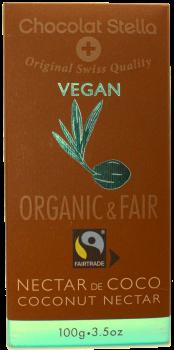 Chocolat Stella Nectar de Coco Vegan 100 g
