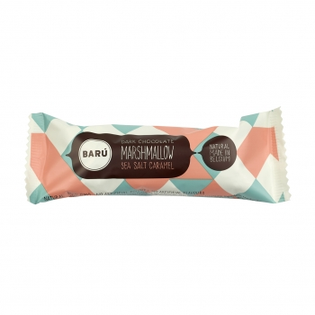 Barú Marshmallow Bar Sea Salt Caramel 30 g