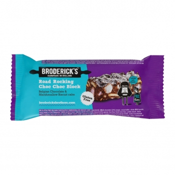 Broderick's Cake Bar Rocky Road 50g