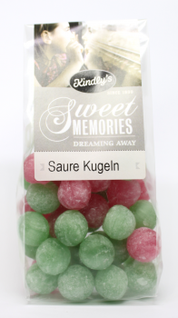 Kindly's Saure Kugeln 170 g